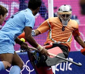 Indian hockey team finishes last at Olympics