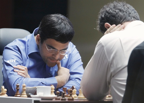 Anand would like to win as many World titles as possible
