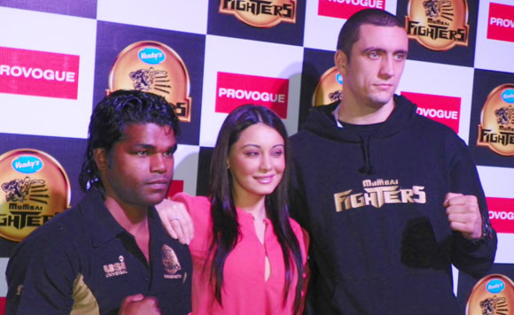 Mumbai Fighters' no-show won't deter team owner