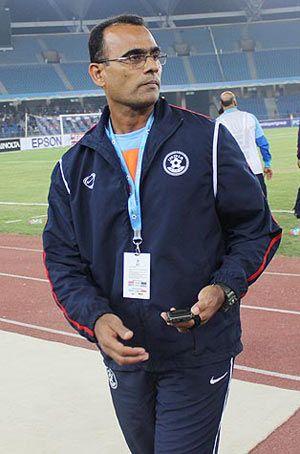 Former India footballer and coach Savio Medeira