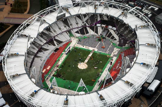 London Olympic Park gets $468m post-Games makeover