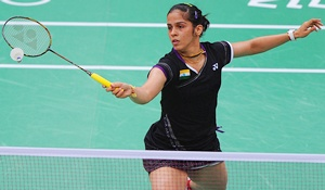 Saina enters Denmark Open semis
