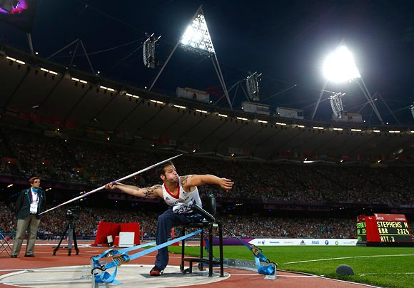 Inspirational PHOTOS from the London Paralympic Games