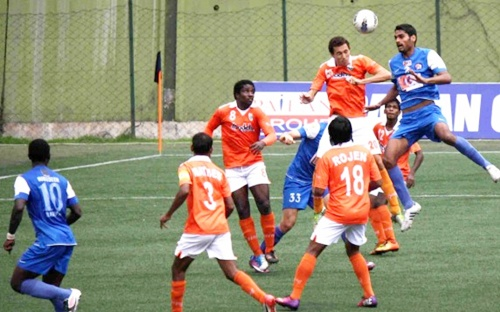 Sporting Clube have it easy against USFC