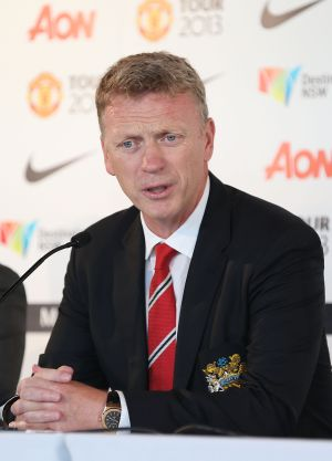 Moyes ready with 80 mn pound war chest to ensure title