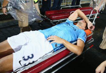 Manchester City's Nastasic to miss start of season