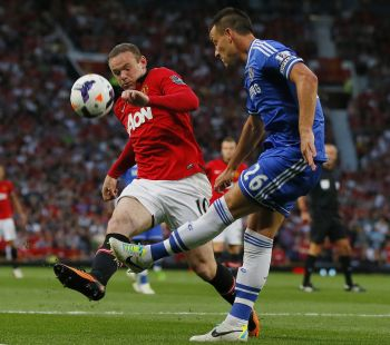 United and Chelsea draw as Rooney saga bubbles on