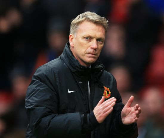 Moyes defiant after two home defeats in row for Man Utd