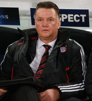 Van Gaal on top of Spurs' wish-list for manager job