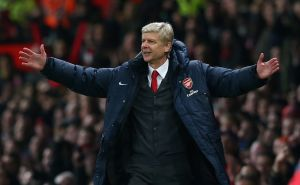 Wenger urges UEFA to cancel Champions League's 'away goals rule'