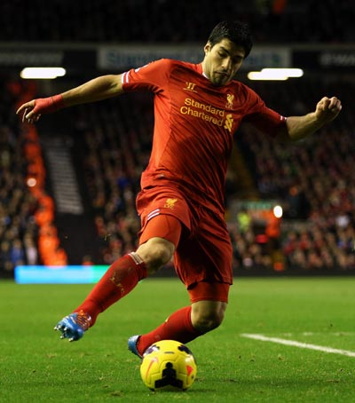 Suarez is the best player in the world, says Gerrard