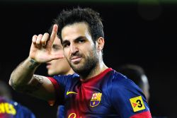 Manchester United not giving up on pursuit of Fabregas