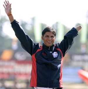 Paralympian Jhajharia says he is indebted to Milkha Singh
