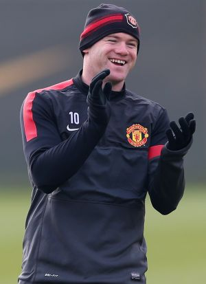 Rooney to meet Moyes next week to decide Man U future