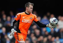 Liverpool set to sign Mignolet from Sunderland: Reports