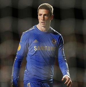 Torres bemoans overreaction to 'Blue' days at Chelsea