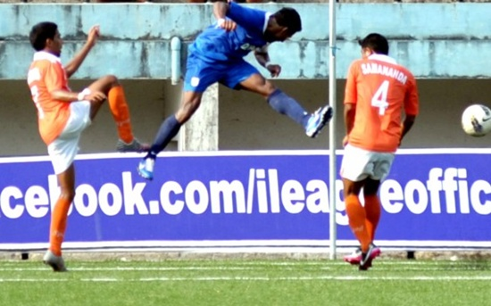 Dempo score self-goal against Sporting