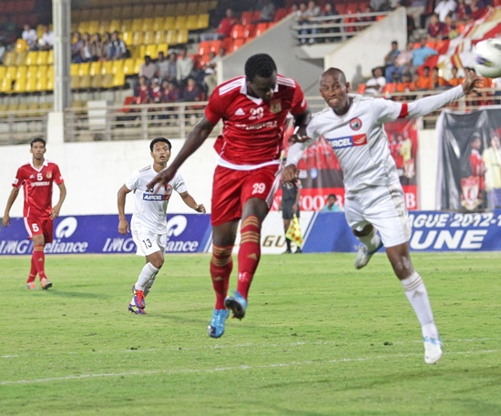 Karpeh scores two on debut; Pune FC draw 2-2