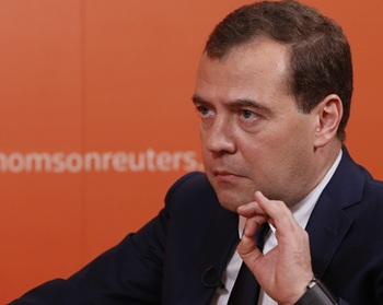 Russian PM guarantees security at Sochi Olympics