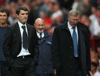 Keane indicates Fergie has told lies in 'new autobiography'