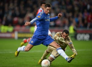 Torres to miss Chelsea's derby at West Ham
