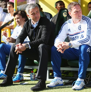 My risky tactics paid off, says Chelsea's Mourinho