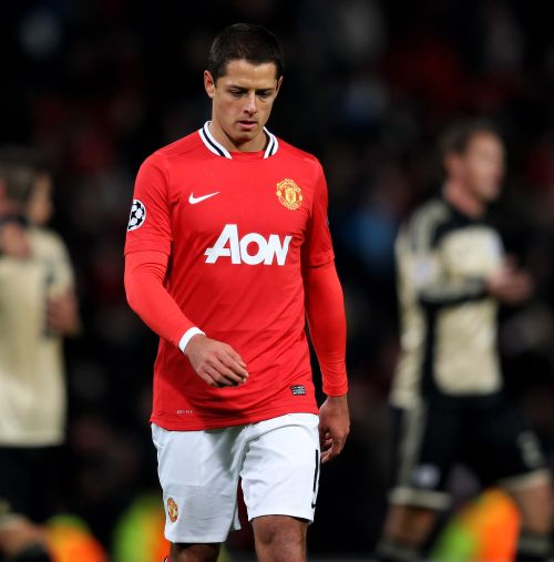 Is Chicharito 'wasted' at Manchester United?