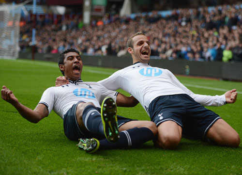 EPL: Townsend, Soldado lift Tottenham Hotspur up to fifth