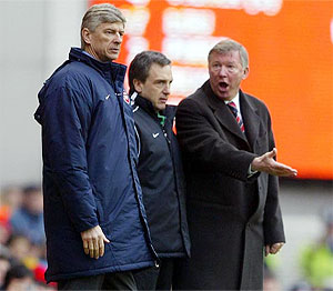 Can't rule out Ferguson return: Wenger