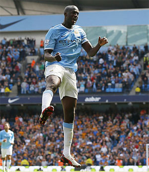 Toure meets FIFA official over racism claim
