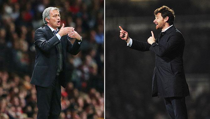 Villas-Boas bares his heart over split with Mourinho