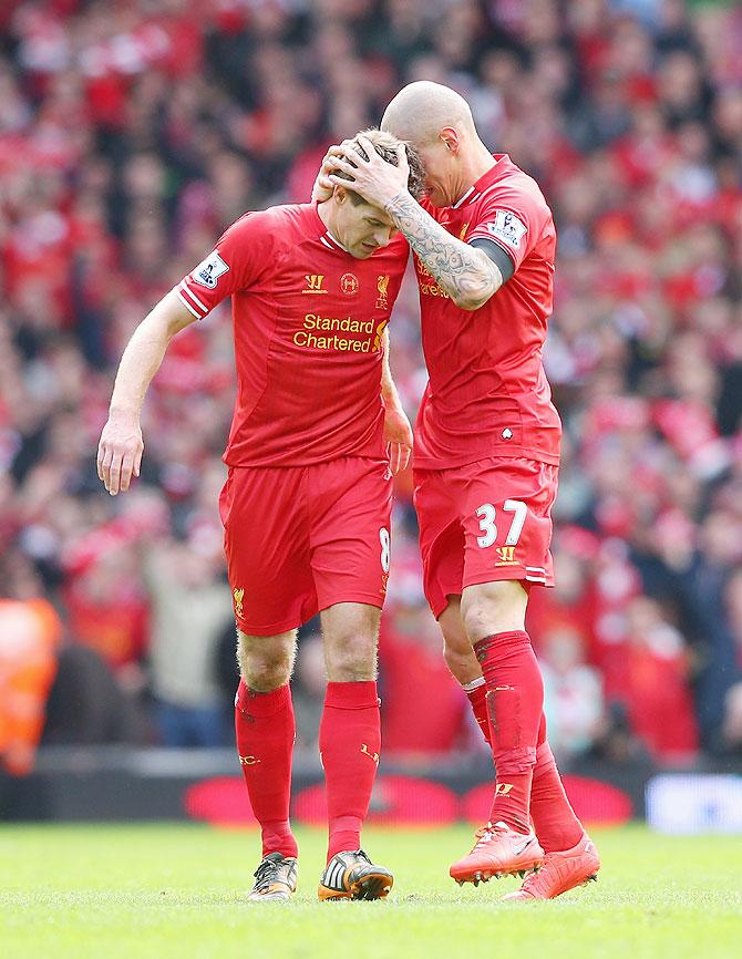 Gerrard's tears 'were for Hillsborough 96'