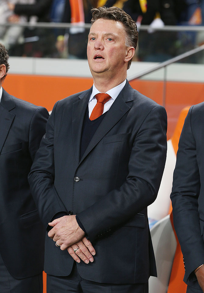 Van Gaal set to be next Manchester United manager?