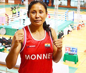Boxer Sarita recovers from COVID, to stay isolated