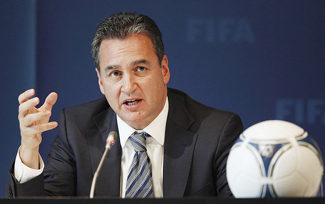 Michael J. Garcia, Chairman of the investigatory chamber of the FIFA Ethics Committee