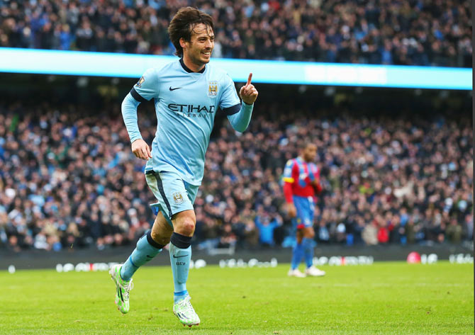 EPL: Silva may miss out for Manchester City