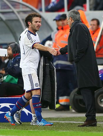 Mourinho says door open for Mata to quit club if he wants to