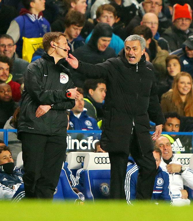 West Ham played '19th century football', says annoyed Mourinho
