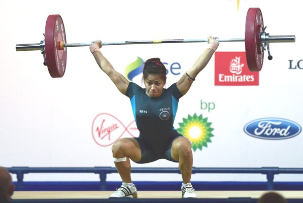Glasgow CWG: Lifter Sanjita Chanu wins India's first gold