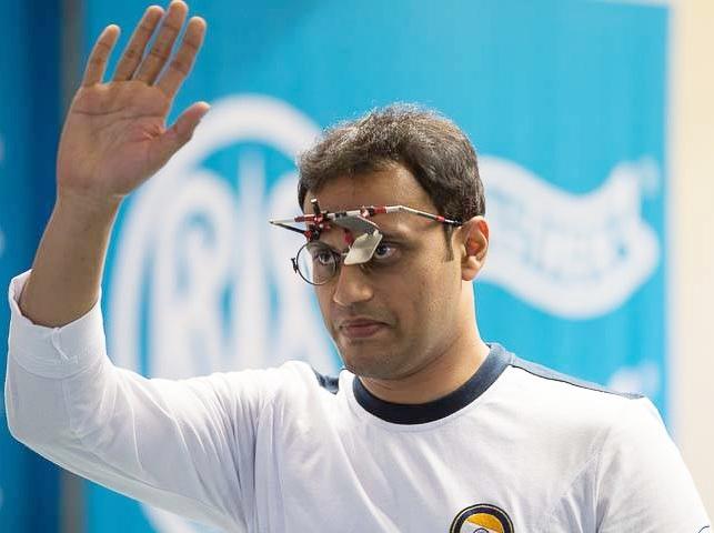 CWG: Prakash Nanjappa wins air pistol silver