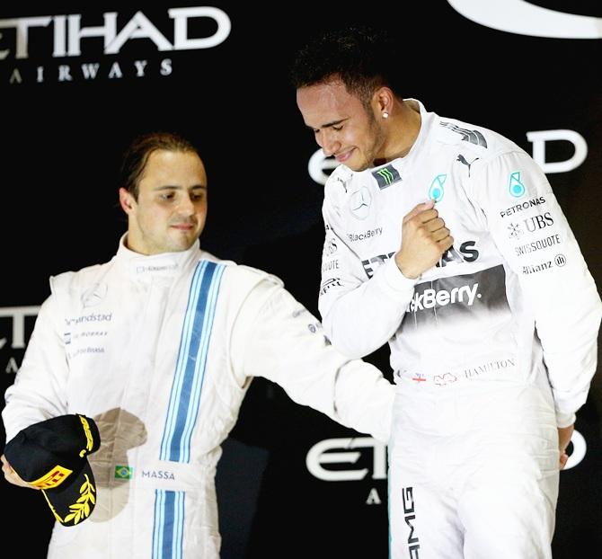 REVEALED! F1 champ Hamilton's struggle with dyslexia