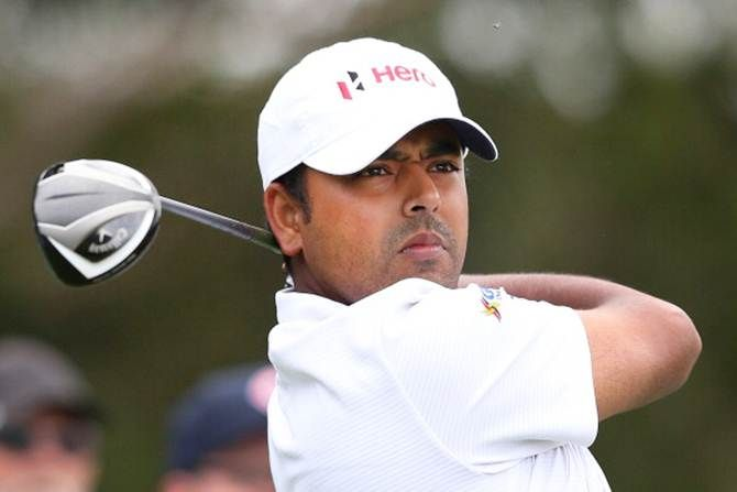 Anirban Lahiri is the lone Indian on the PGA tour and has 497 points.