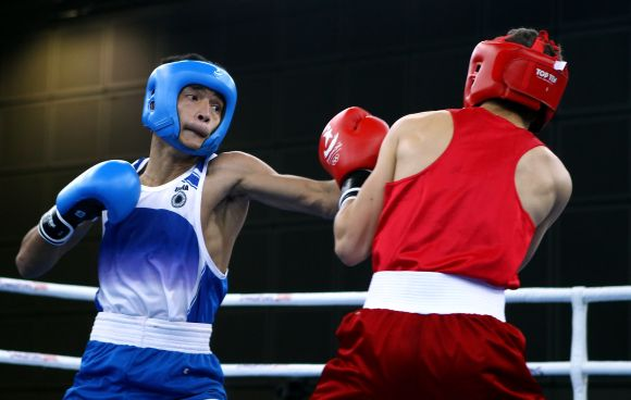Shiva Thapa will look to add another medal to his tally