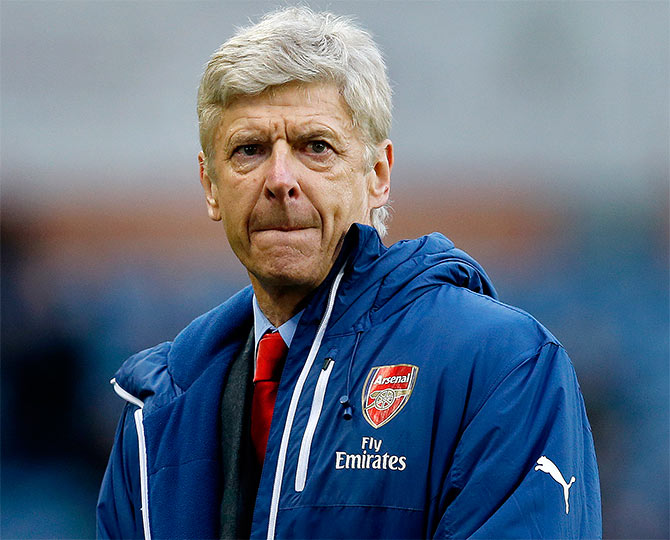 EPL: Wenger charged for comments about referee at West Brom