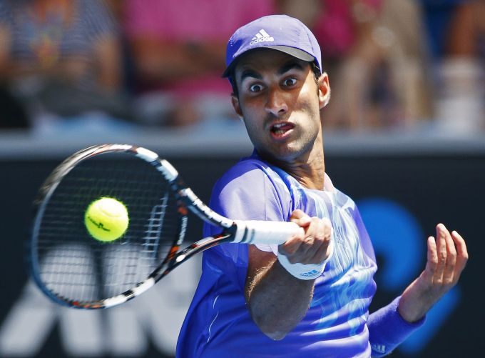 India's hopes in the singles tie rest firmly on the shoulders of Yuki Bhambri