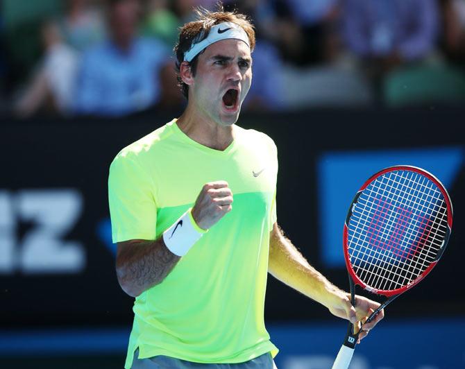 Federer ready and in good shape for Australian Open