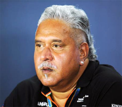 Absent Mallya hopes for Force India boost in Spain