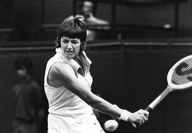 Margaret Court has 24 Grand Slam titles to her name