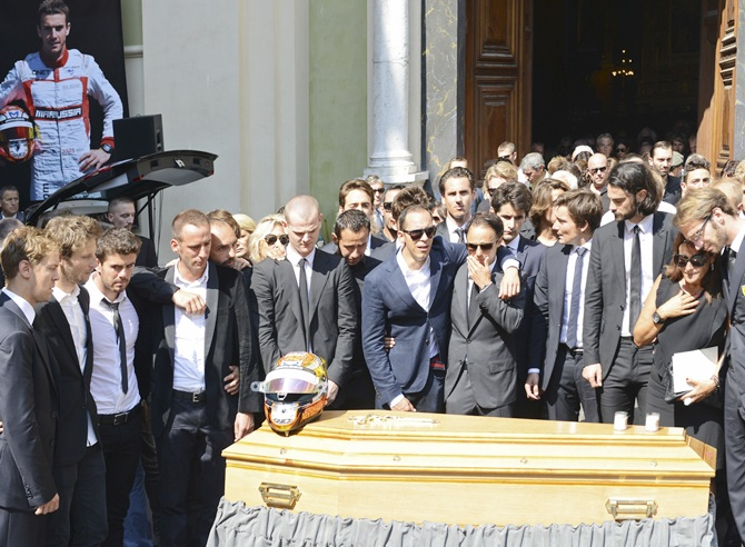 Bianchi family plans legal action against F1