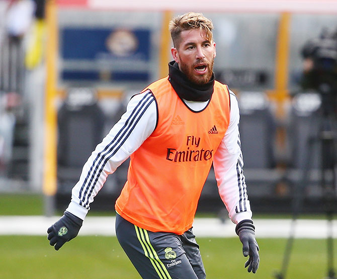 Football Extras: Real captain Ramos gets two-game European ban